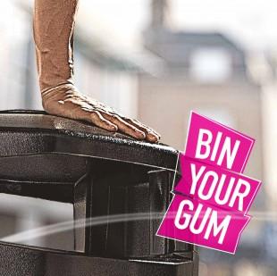 Bin your gum