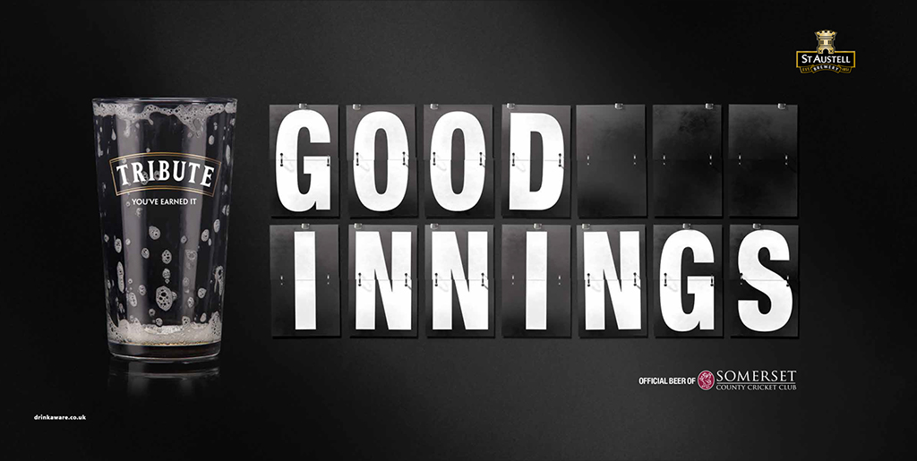 Good Innings 48 sheet creative