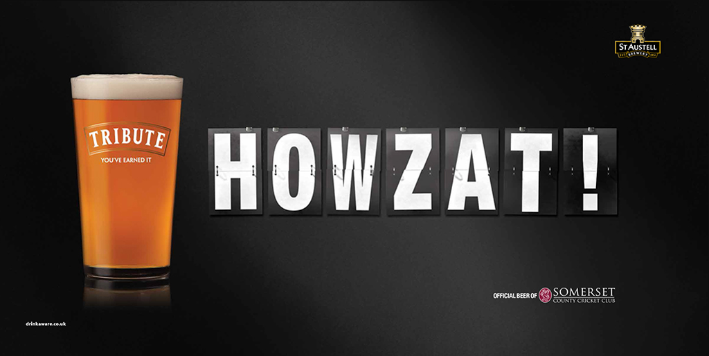 Howzat 48 sheet creative