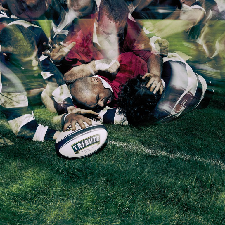 Rugby You've Earned It