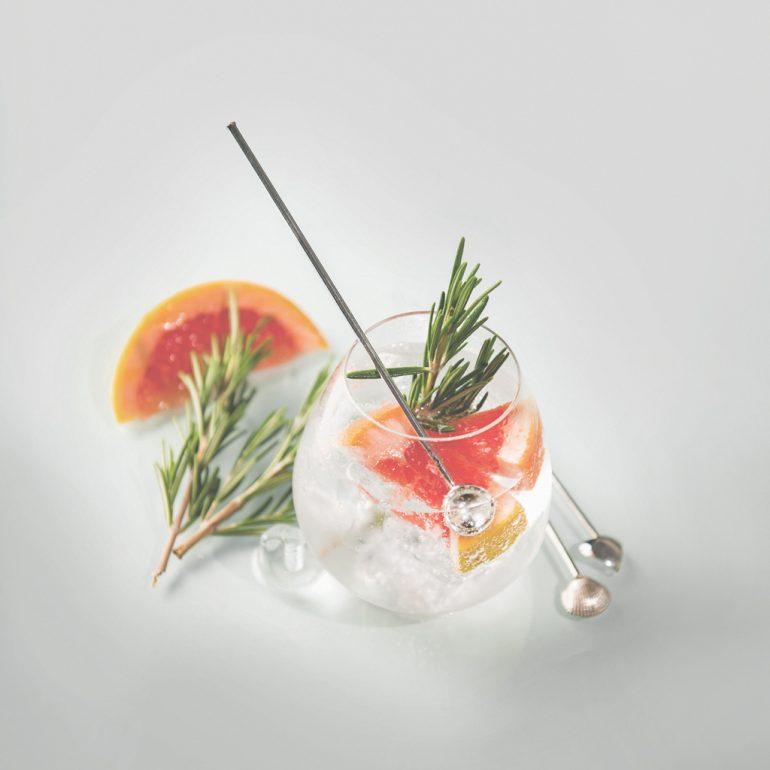 Gin in Glass